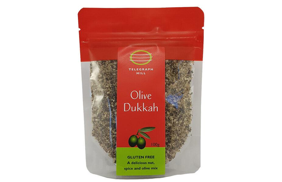 Olive-dukkah