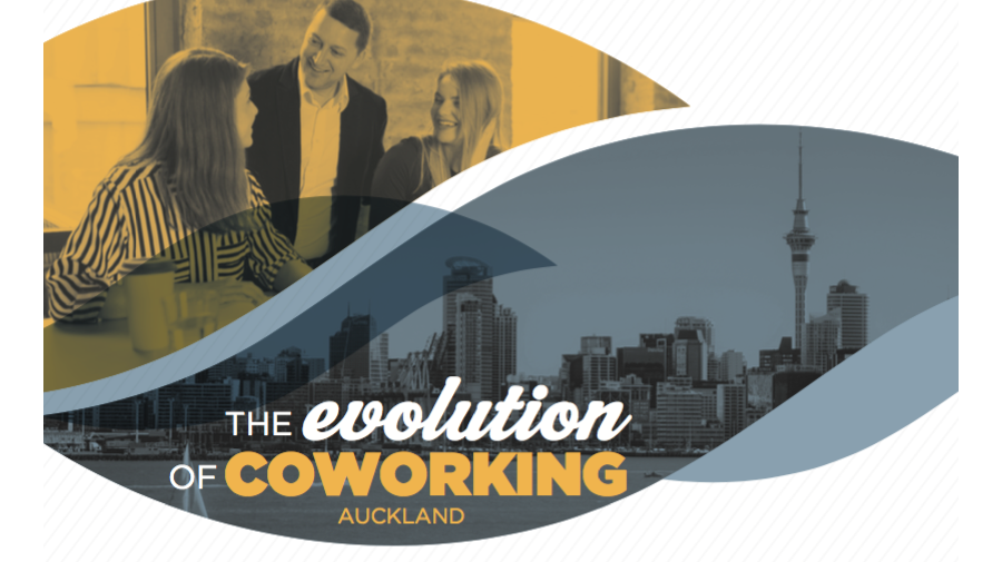 The Evolution of Co-Working