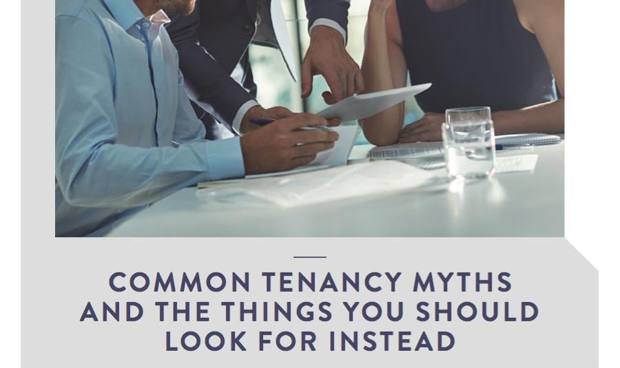 Office Tenancy Myths